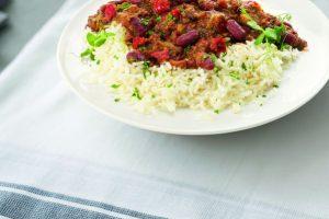 bord chili con carne