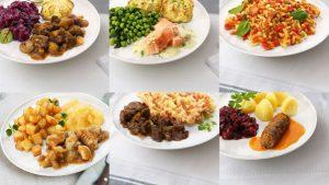 6 maaltijden zoutarm