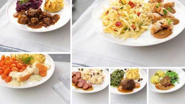 overzichtje met 6 maaltijdenn